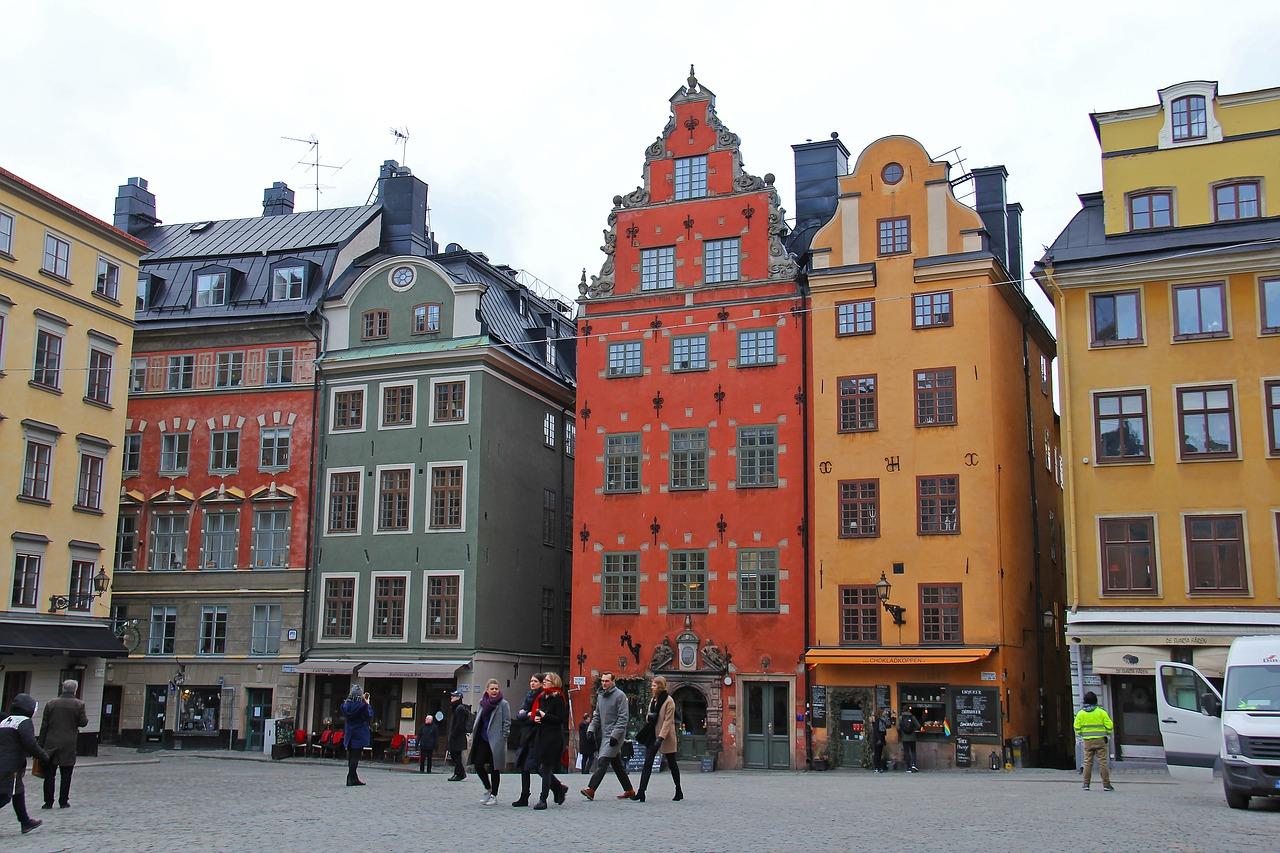 gamla-stan stockholm suede