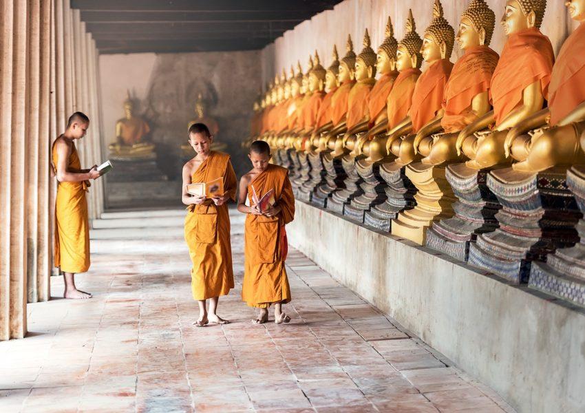 laos boudha