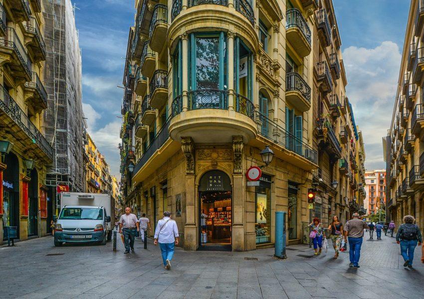 barcelone visite