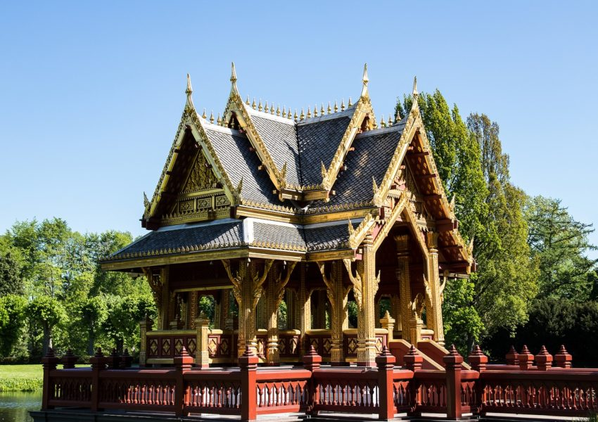 Temple Thaïland