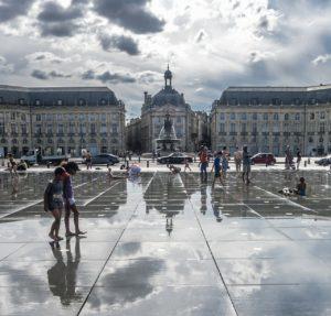 La place de Bordeaux