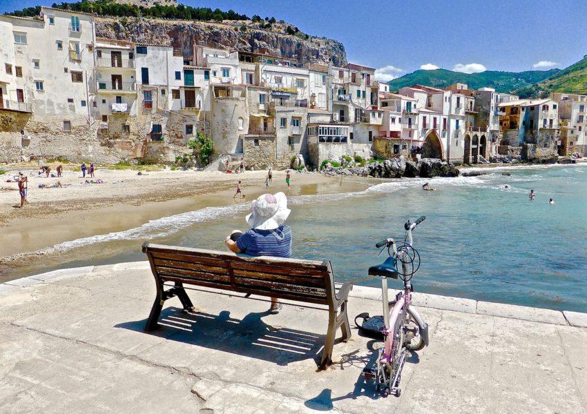 Des vacances de rêve dans le village de Sicile