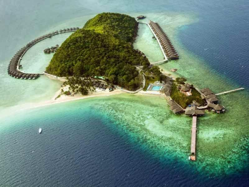 Île de Huma - Philippines