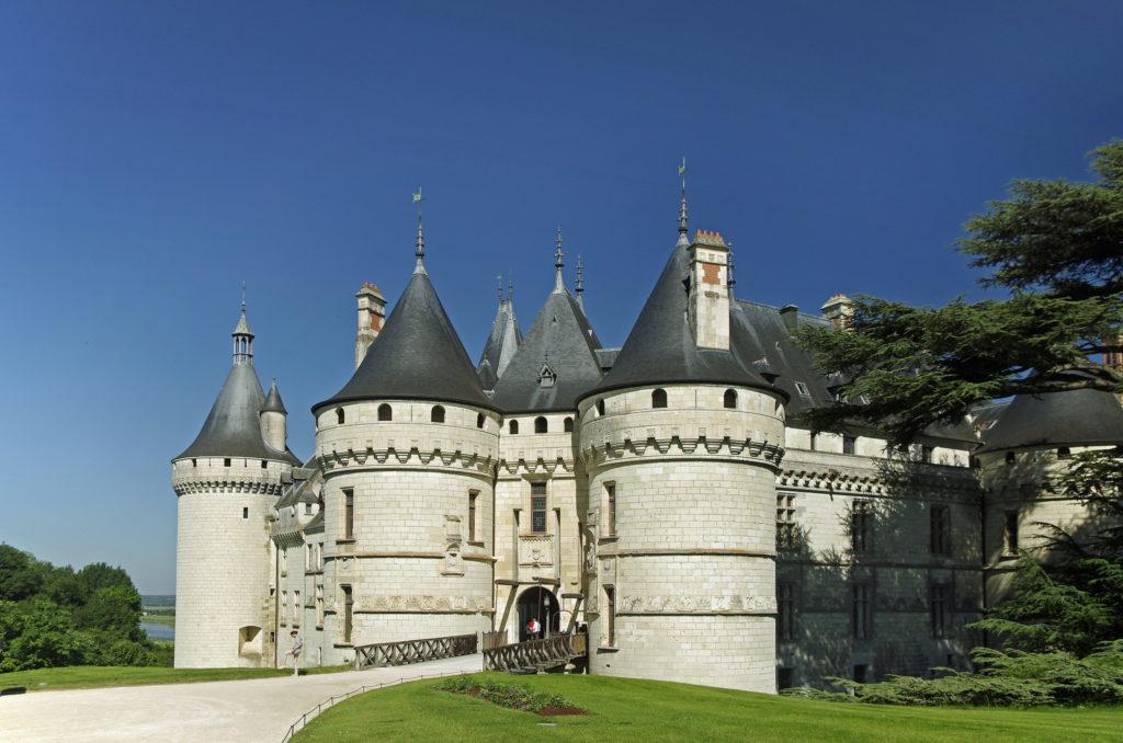 Le Chaumont-sur-Loire ou le château de Catherine de Medicis