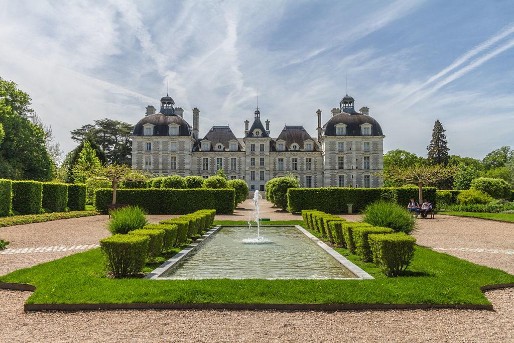 Le château de Cheverny - Vallée de la Loire