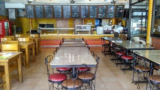 Le restaurant Qyosko, Dumaguete