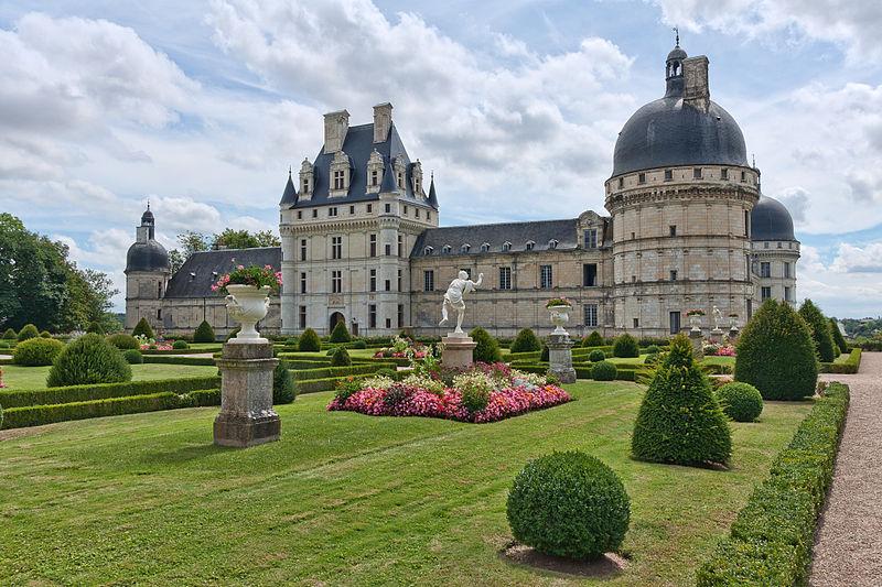 Valencay Château