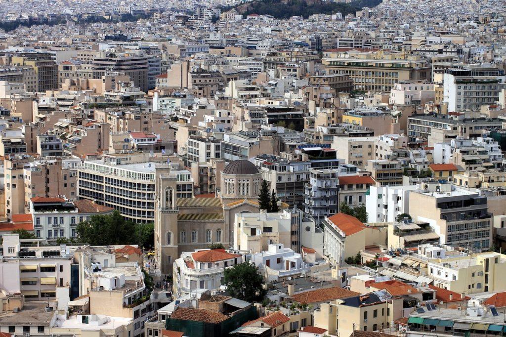 Ville d'Athènes - Grèce