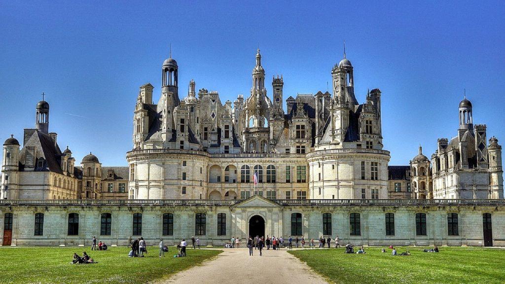 Le château Royal de Chambord - Vallée de la Loire
