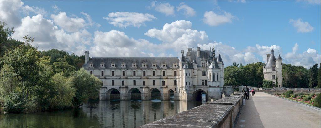 Chateau de Chenonceau - Vallée de la Loire