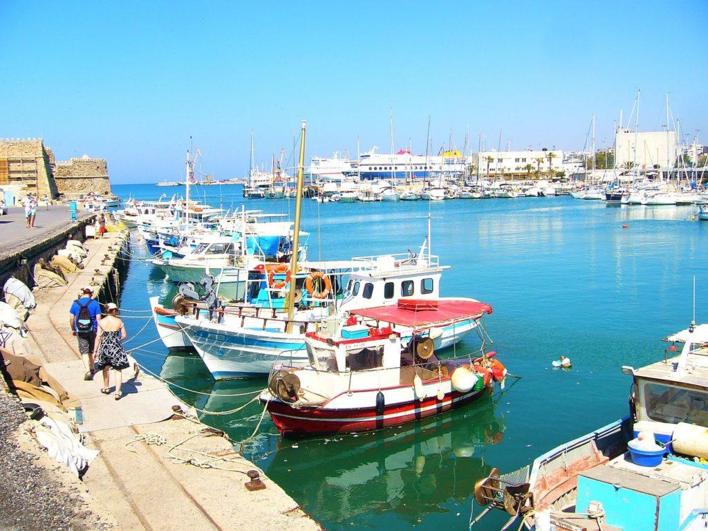 L'île de Crète - Grèce