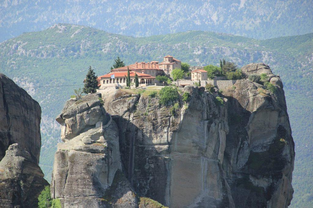 Les Météores - Grèce