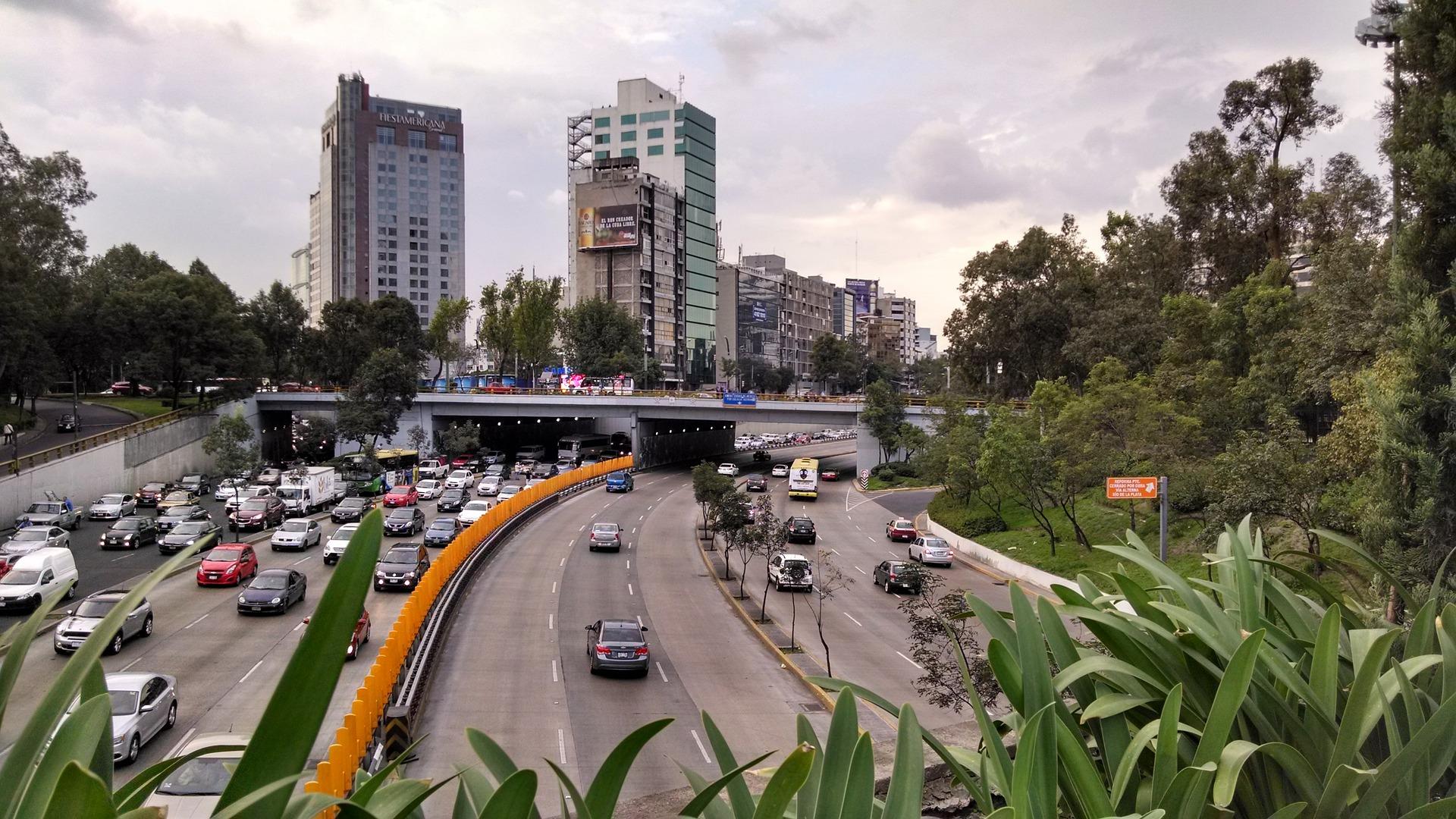 Visite guidée de la ville de Mexico