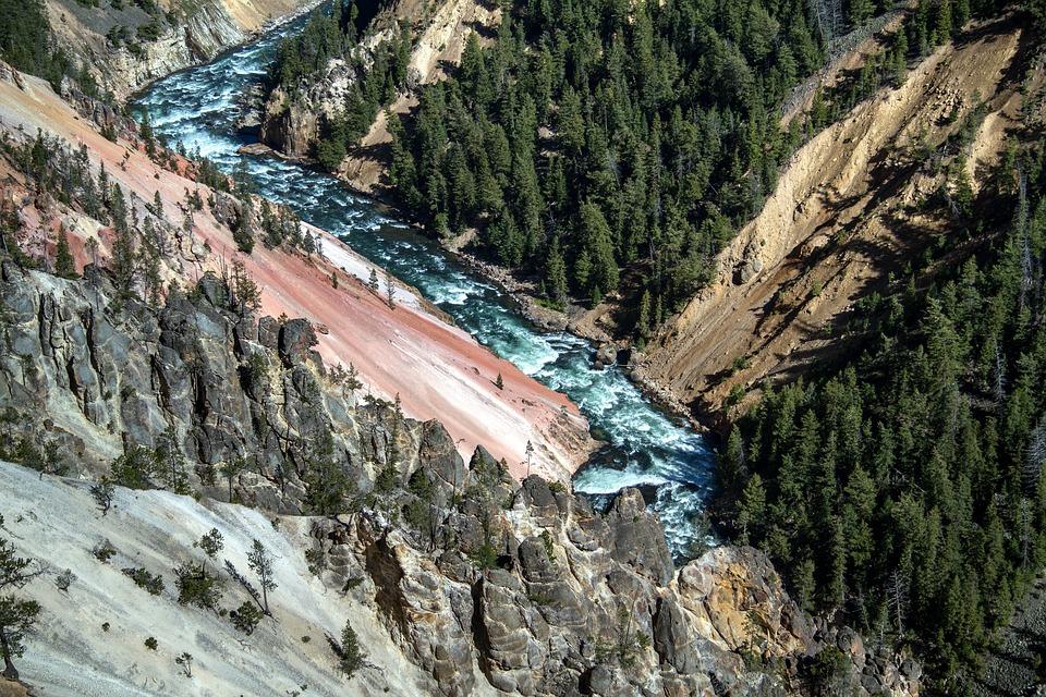 Parc national de Yellowstone, Etats-Unis
