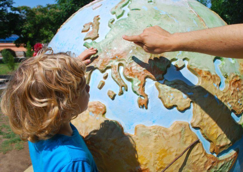5 Bonnes raisons de voyager avec des enfants